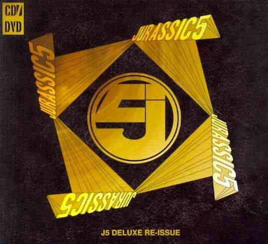 J5 BY JURASSIC 5 (CD)